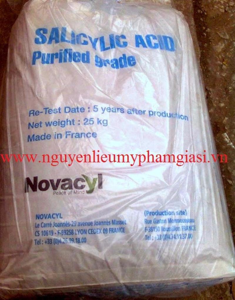 Axit salicylic – Cung cấp axit salicylic giá sỉ trên toàn quốc