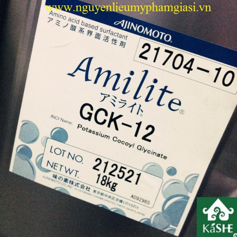 Amilite GCK12K – Cung cấp nguyên liệu mỹ phẩm giá sỉ