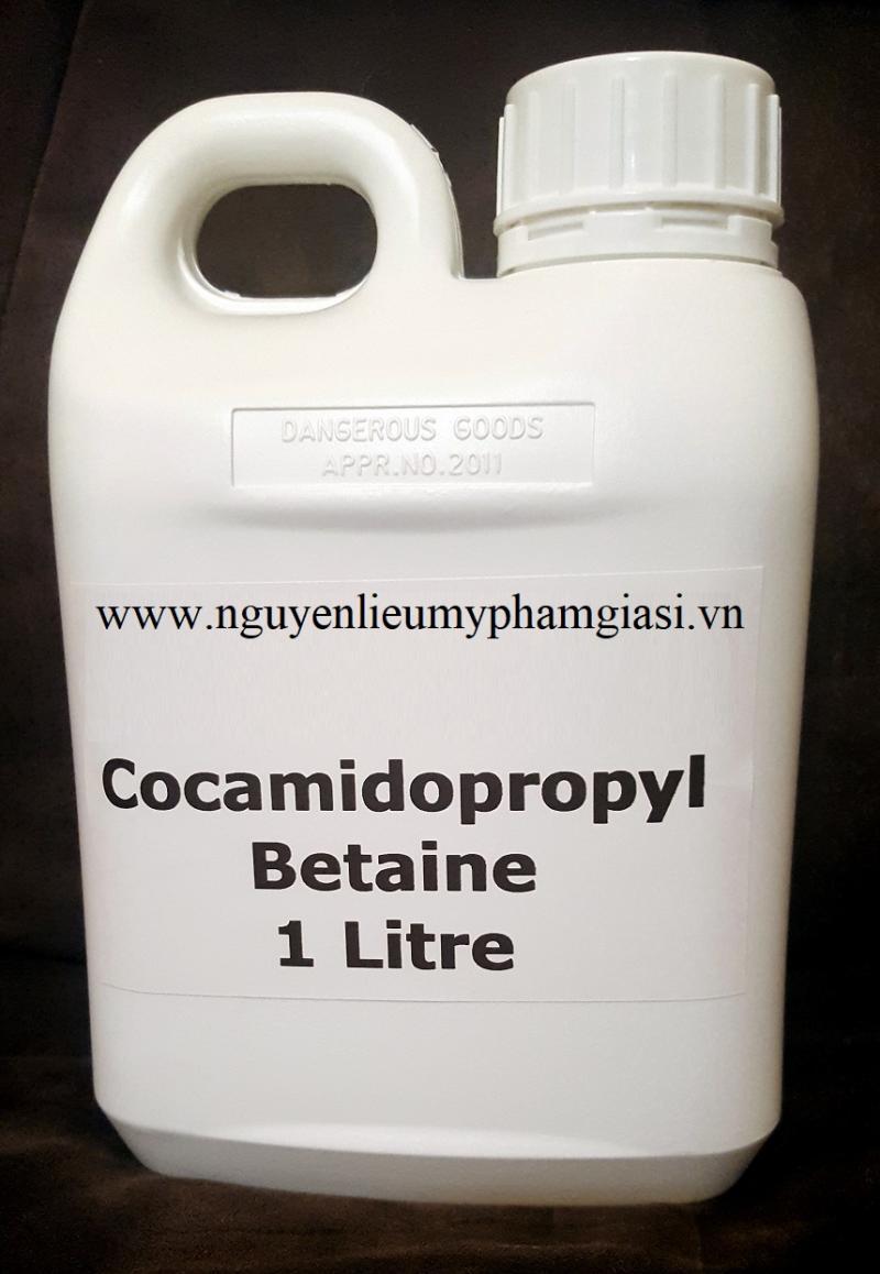 Bán Cocamidopropyl betaine (CAPB) – Cung cấp nguyên liệu mỹ phẩm giá sỉ