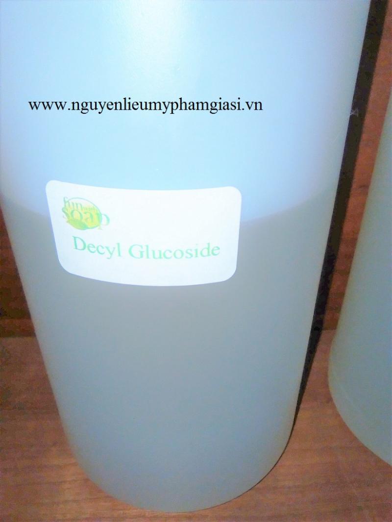 Decyl glucoside – Bán Decyl glucoside giá sỉ cho sản xuất mỹ phẩm