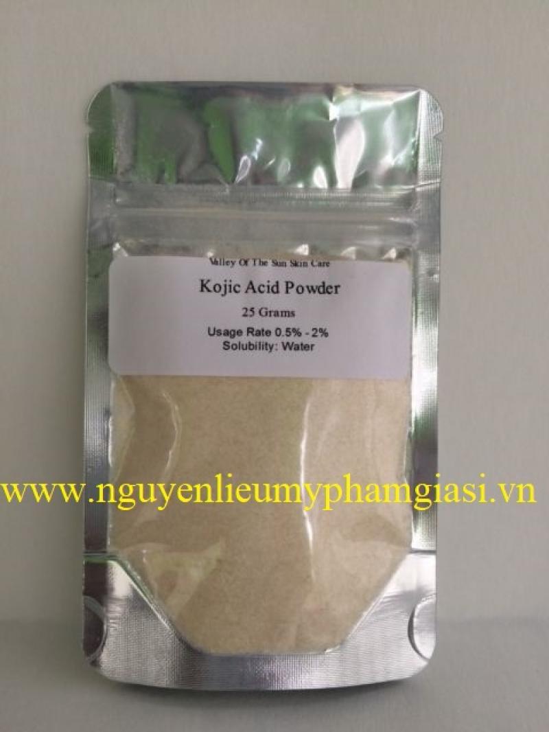 Kojic Acid – Axit Kojic giá sỉ chất lượng trên toàn quốc