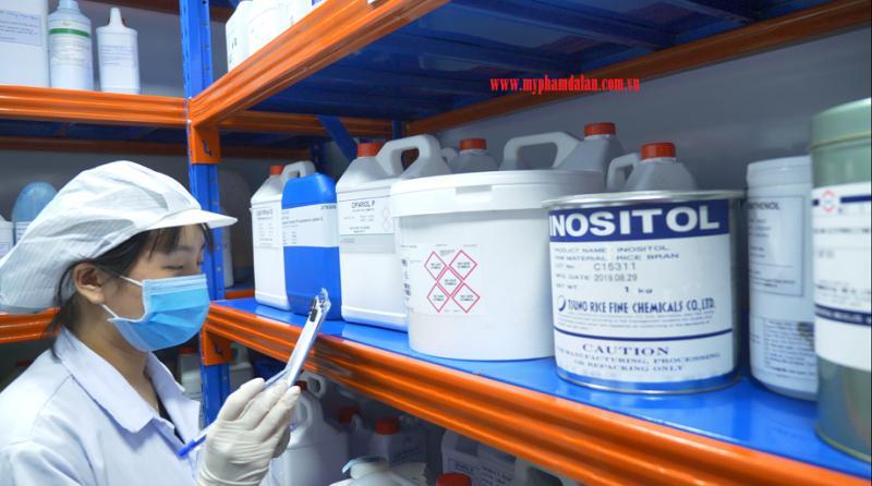 Nguyên liệu mỹ phẩm- cung cấp nguyên liệu mỹ phẩm giá sỉ tại Việt Nam