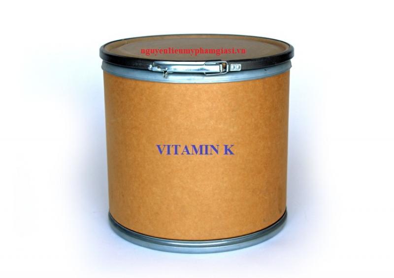 Vitamin K – Cung cấp vitamin K giá sỉ trên toàn quốc