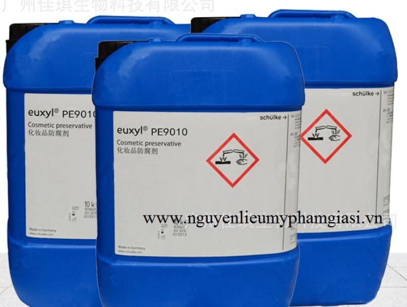 Euxyl PE 9010 – Cung cấp chất bảo quản giá sỉ cho mỹ phẩm