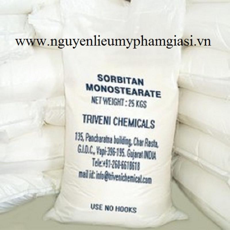 Span 60 (Sorbitan monostearate) – Span 60 giá sỉ cho sản xuất mỹ phẩm