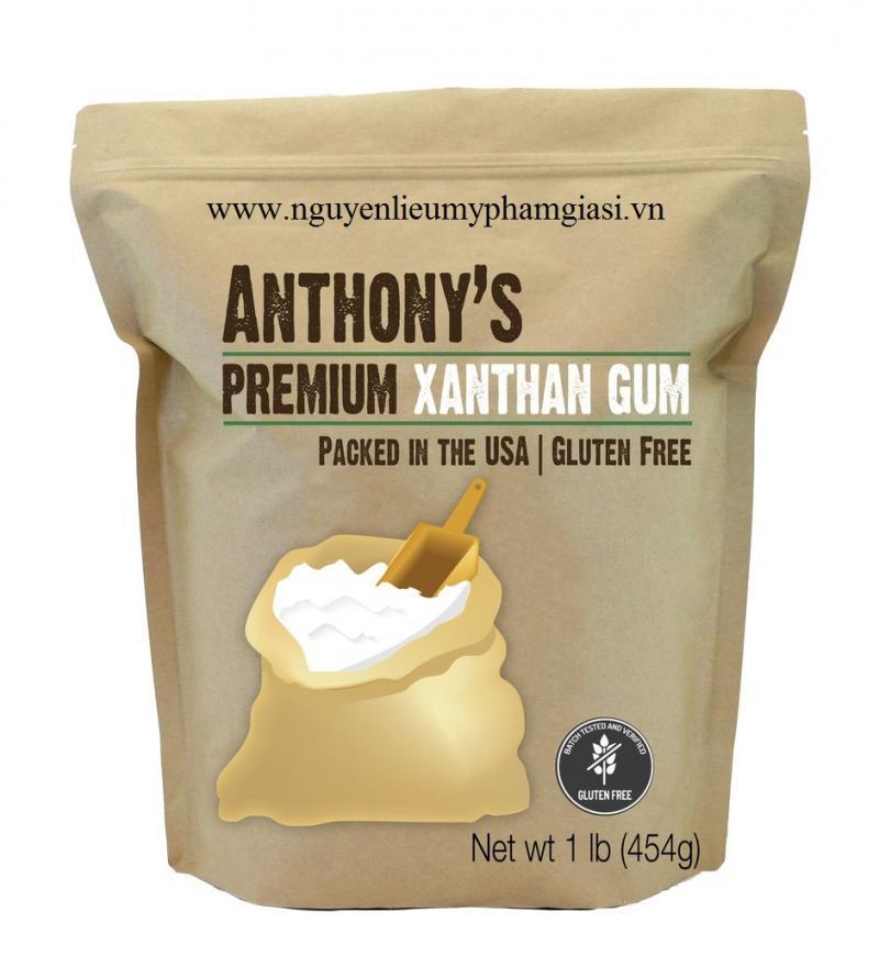 Xanthan gum - Cung cấp nguyên  liệu giá sỉ chất lượng